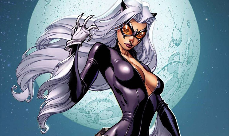 Чёрная кошка (Black Cat)