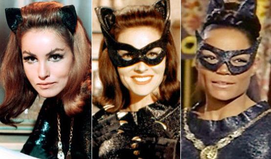 Женщина-кошка в сериале