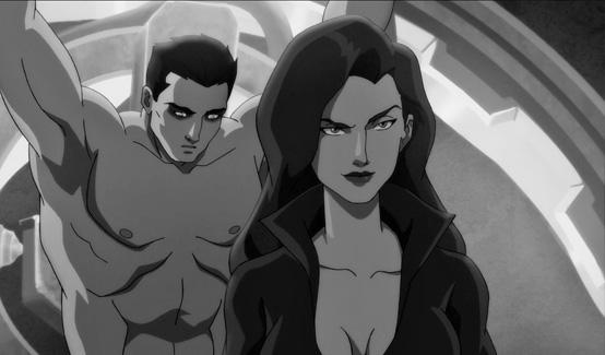 Талия аль Гул появляется в Бэтмен: Дурная кровь