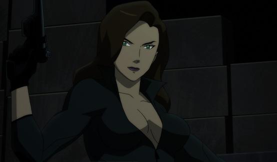 Талия аль Гул появляется в Сын Бэтмена