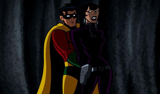 Талия аль Гул в мультсериале Бэтмен: Отважный и смелый