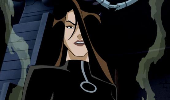 Талия аль Гул в мультсериалах Бэтмен, Супермен и Бэтмен будущего