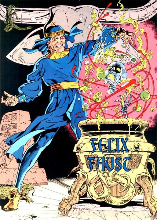 Феликс Фауст (Felix Faust)