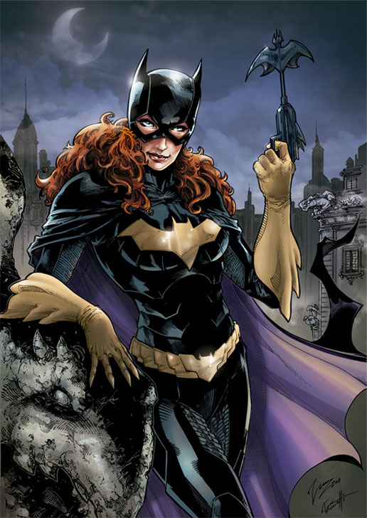 Бэтгёрл (Batgirl)
