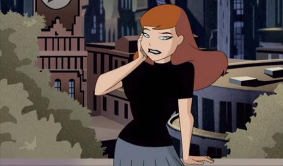 Барбара Гордон в Бэтмен: Тайна Бэтвумен