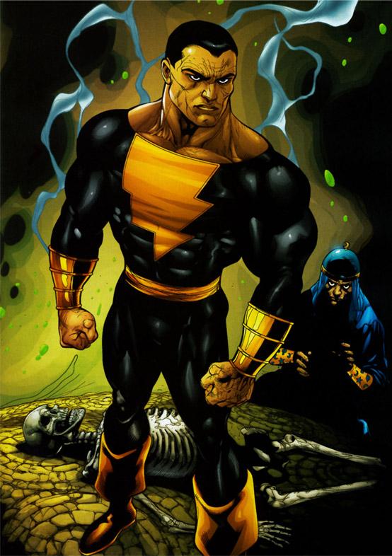 Чёрный Адам (Black Adam)