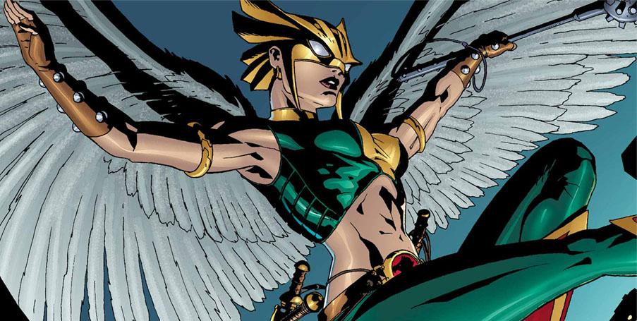 Орлица (Hawkgirl)