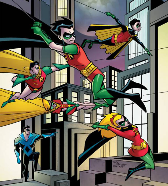 Робин (Robin)