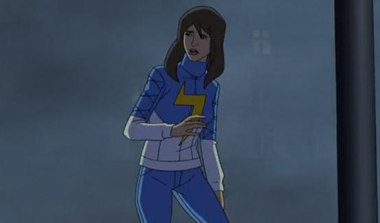 Хан в мультсериале Мстители: Революция Альтрона
