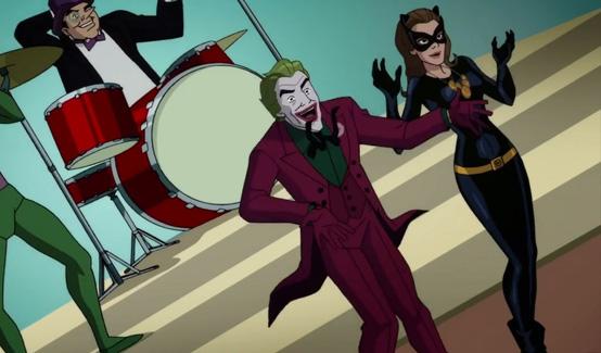 Женщина-кошка появляется в Batman: Return of the Caped Crusaders
