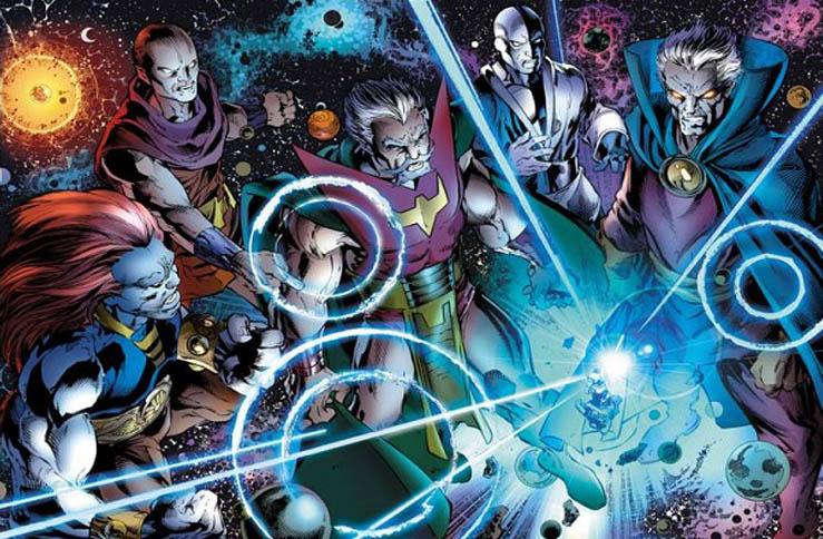 Старейшины Вселенной (Elders of the Universe)