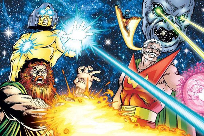 Состав Старейшин Вселенной