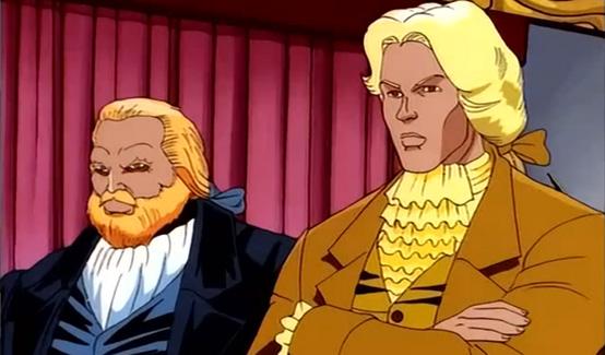 Дональд Пирс в мультсериале Люди Икс