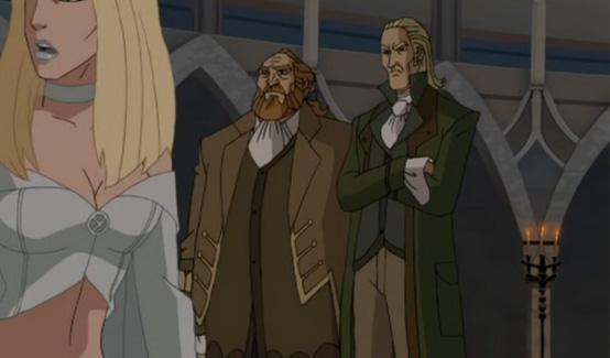 Дональд Пирс в мультсериале Росомаха и Люди Икс