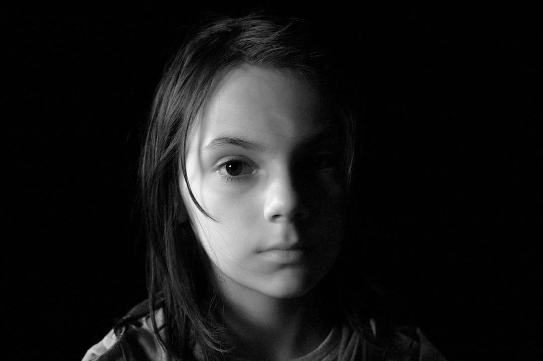 Промо-кадр с Лаурой Кинни из фильма Логан