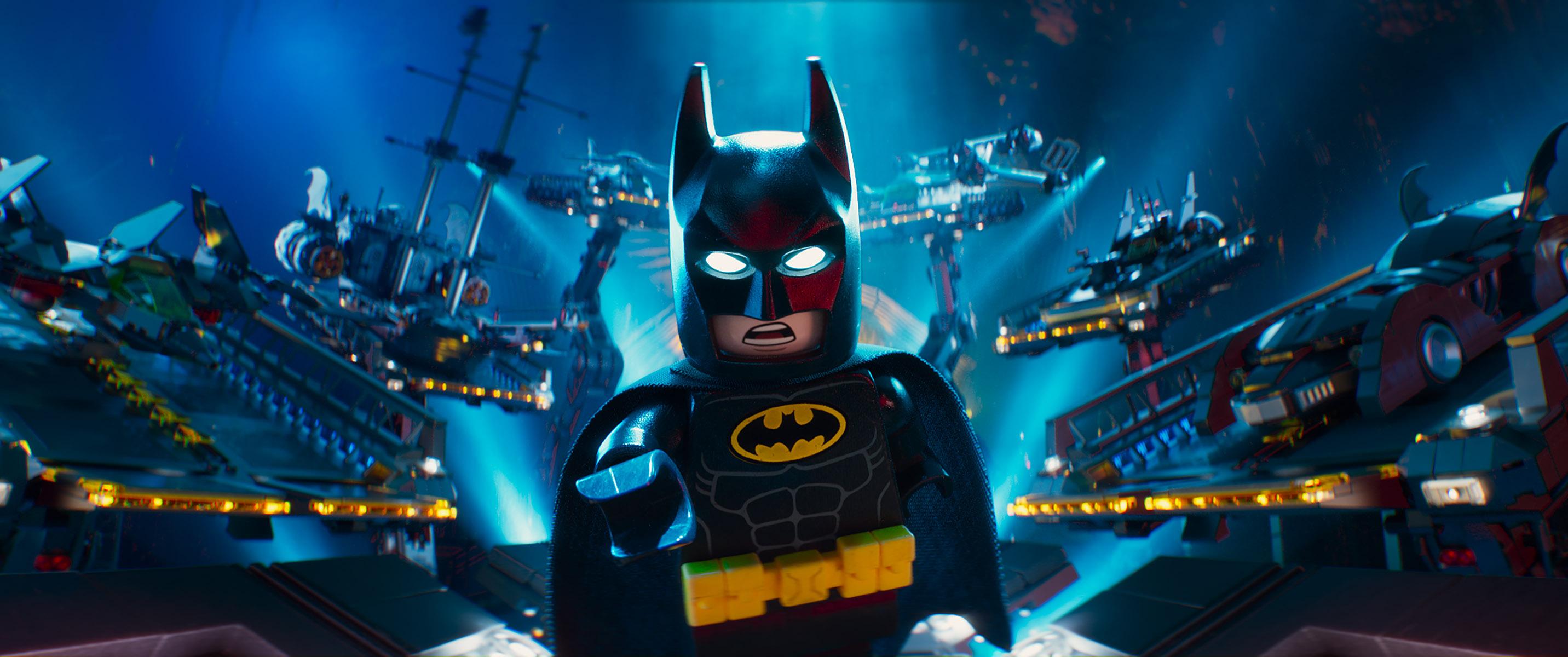 Бэтмен в фильме Лего Фильм: Бэтмен