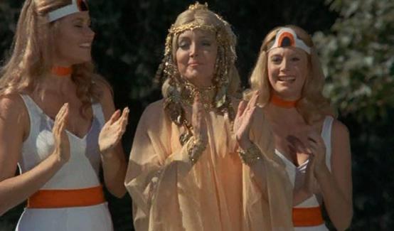 Ипполита в телесериале Чудо-женщина