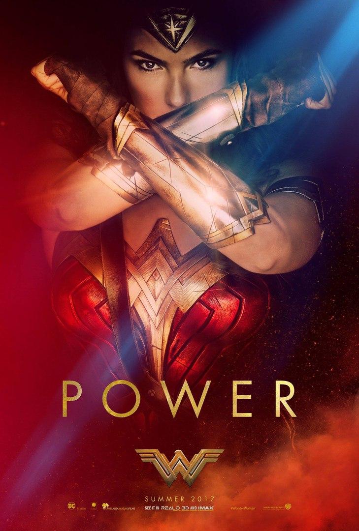 Постер к фильму Чудо-женщина (2017)