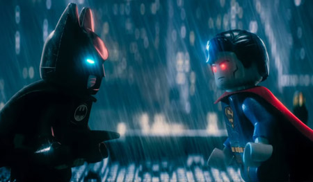 Лего Фильм: Бэтмен - Трейлер #4