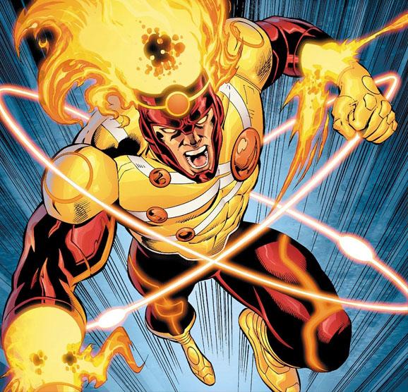 Огненный Шторм (Firestorm)