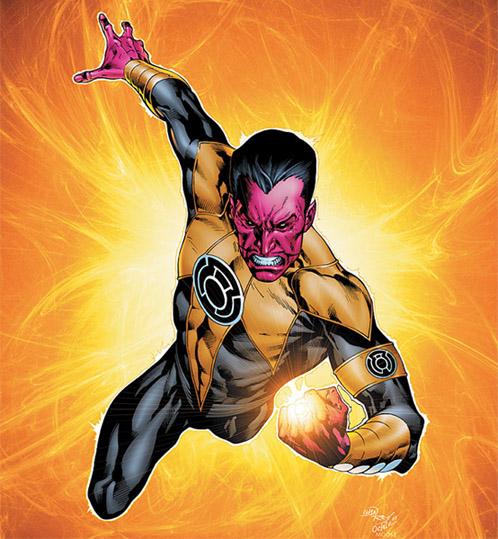 Синестро (Sinestro)