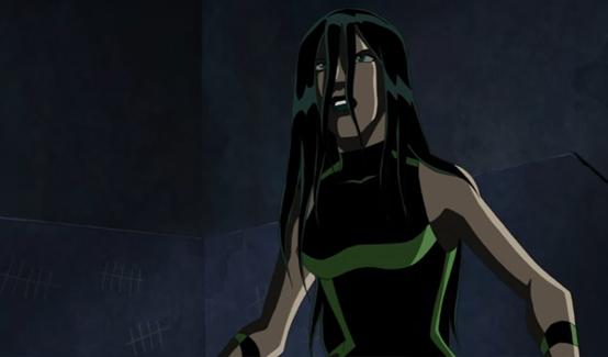 Гадюка в мультсериале Мстители: Могучие герои Земли