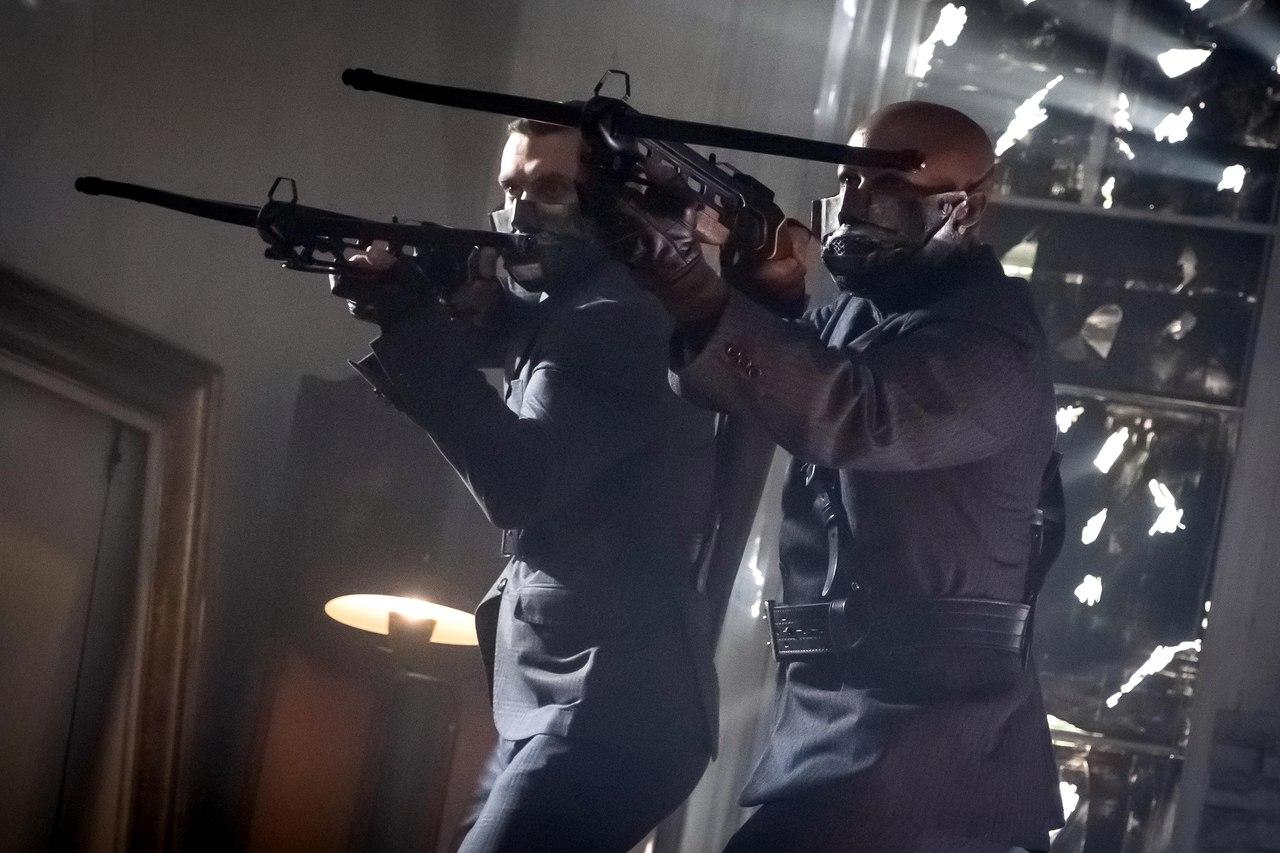Готэм 3 сезон 9 серия (кадры из эпизода)