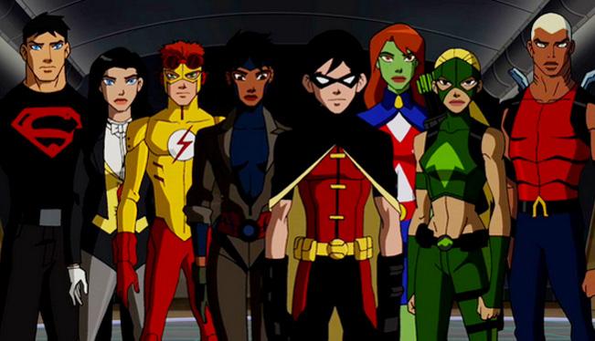 Warner Bros выпустит 3 сезон Юной Лиги Справедливости