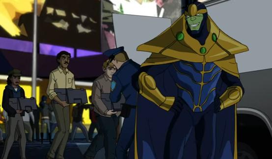 Месмеро в мультсериале Великий Человек-Паук