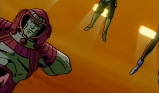 Месмеро в мультсериале Люди Икс