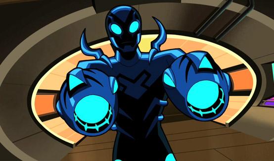 Джейми Рейес в мультсериале Бэтмен: Отважный и смелый