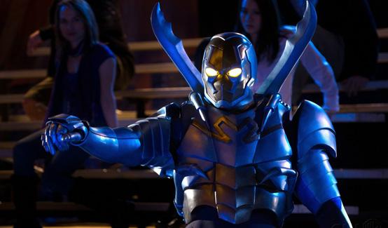 Синий жук в телесериале Тайны Смолвиля