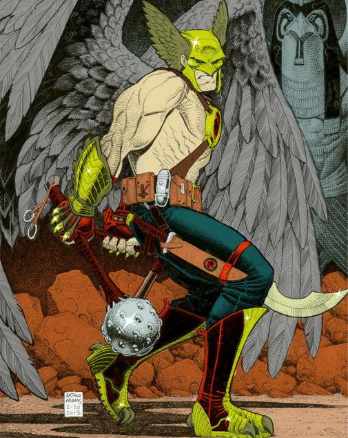 Человек-ястреб (Hawkman)