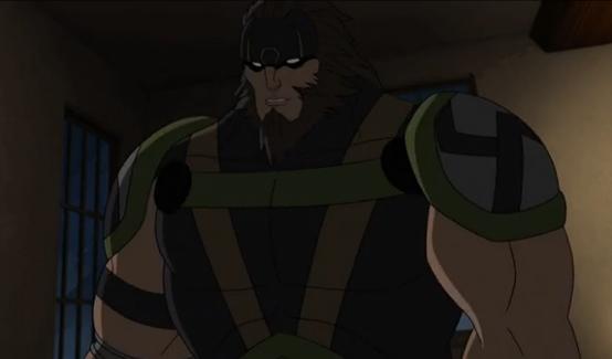 Горгон в мультсериале Команда Мстители