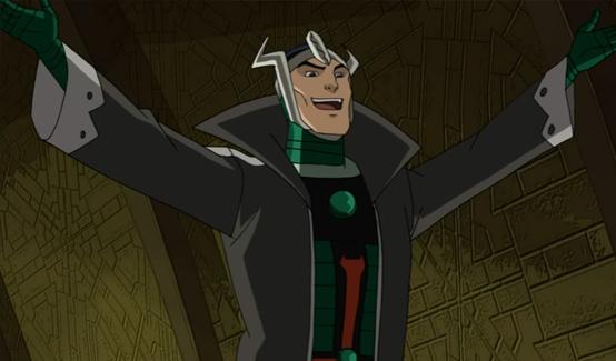 Максимус в мультсериале Совершенный Человек-Паук