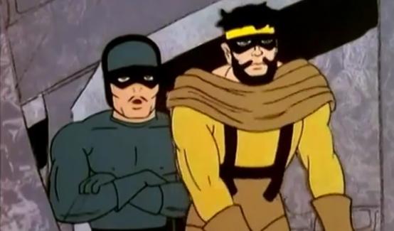 Карнак в мультсериале Фантастическая Четвёрка (1978)