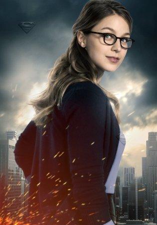 смотреть 1 сезон супергерл