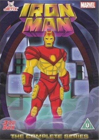 Железный человек (1994 - 1996)