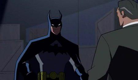 Бэтмен в новом ролике к мультсериалу