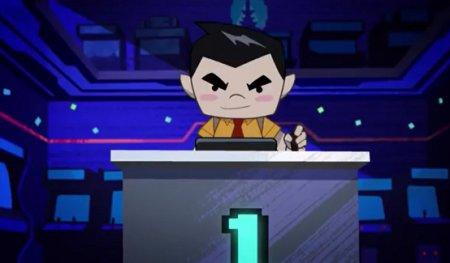 Игрушечник в ролике к мультсериалу