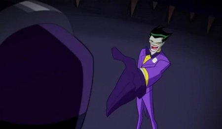 Джокер и Монгул в ролике к мультсериалу