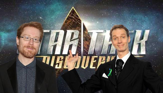 Даг Джонс и Энтони Рэпп сыграют в сериале Звёздный путь: Дискавери