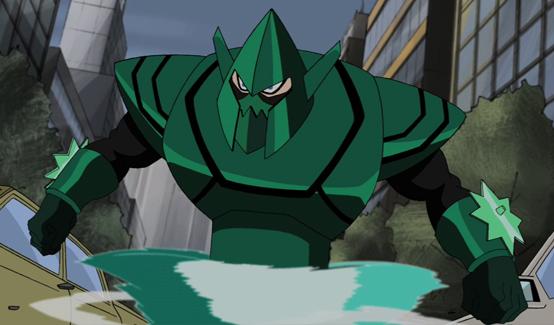 Вихрь в мультсериале Мстители: Могучие герои Земли