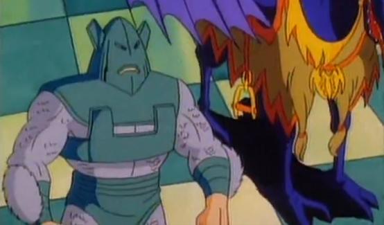 Вихрь в мультсериале Железный человек (1994 год)