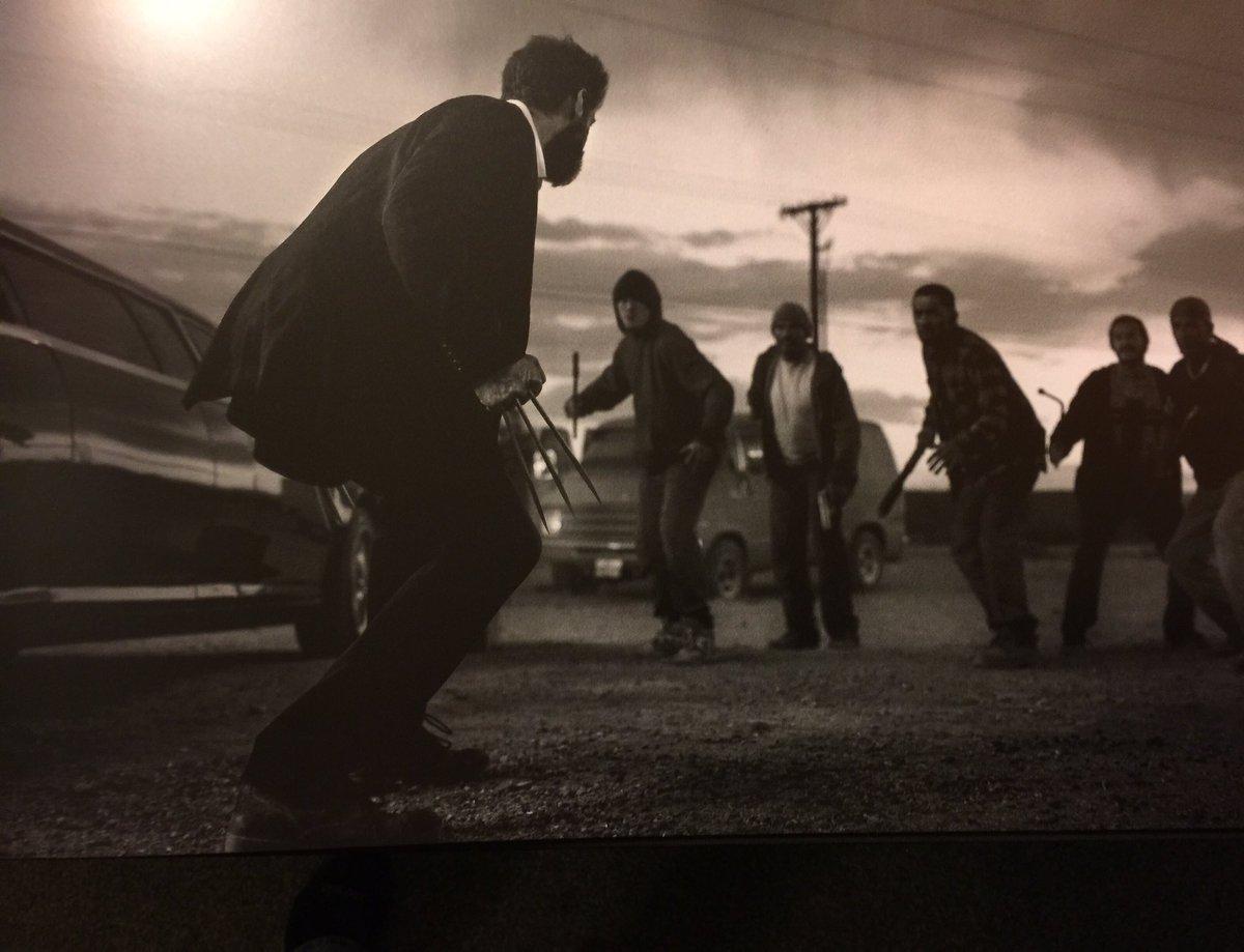 Кадр из фильма Логан