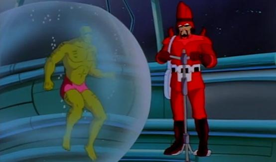 Ищущий в мультсериале Фантастическая Четвёрка (1994 год)