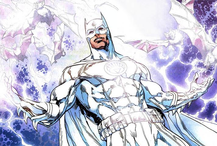 Корпус Белых Фонарей (White Lantern Corps)