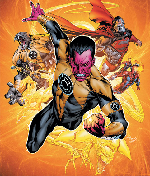 Корпус Синестро (Sinestro Corps)
