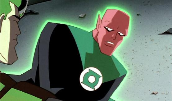 Абин Сур в мультсериале Супермен