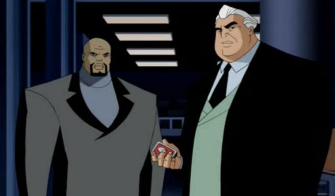 Руперт Торн появляется в Бэтмен и тайна женщины-летучей мыши